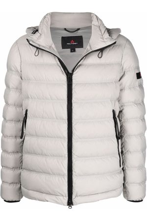 Peutery Padded zip-up down coat