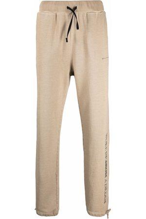 1017 ALYX 9SM Logo-print drawstring trousers