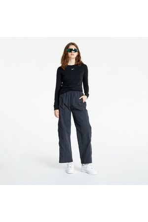 Nike Sportswear Essential Lbr Longsleeve Tee Black/ White