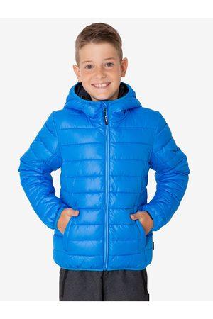 sam 73 Klučičí prošívaná zimní bunda s kapucí Jonah