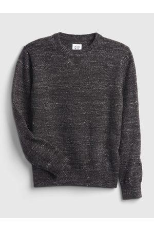 GAP Šedý klučičí svetr pletený