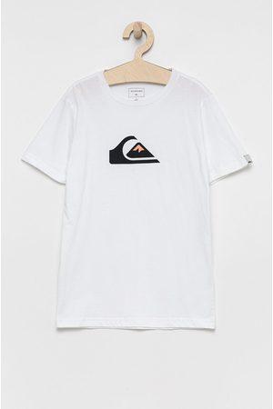 Quiksilver Dětské bavlněné tričko