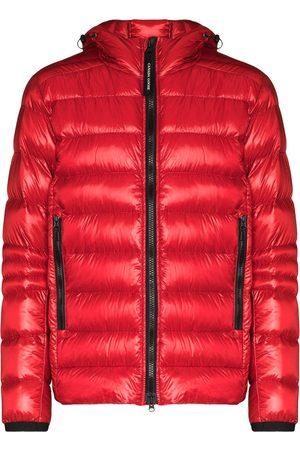 Canada Goose Muži Péřové bundy - Crofton packable zip-up padded jacket