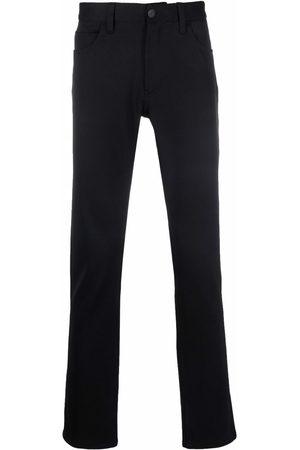 Emporio Armani Straight-leg chino trousers