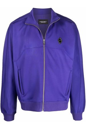 A-cold-wall* High neck zip-up jacket