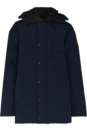 Canada Goose Carson logo-patch puffer jacket