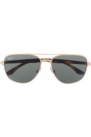 Ray-Ban Square tinted sunglasses