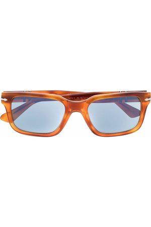 Persol Rectangular tinted-lense sunglasses