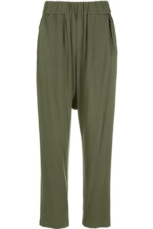 Olympiah Pocket straight-leg trousers