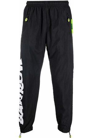 BARROW Logo-print leg track pants