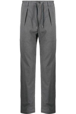 Polo Ralph Lauren Pleat-detail straight-leg trousers