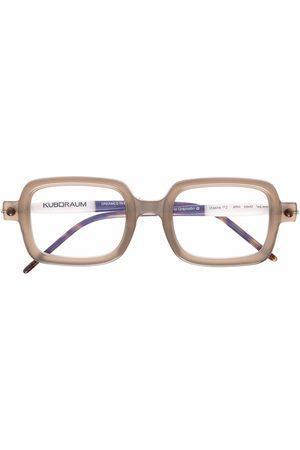 KUBORAUM Rectangle frame glasses