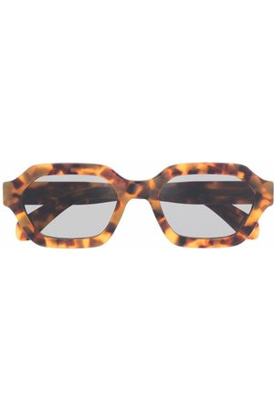 Retrosuperfuture Sluneční brýle - Pooch geometric-frame sunglasses