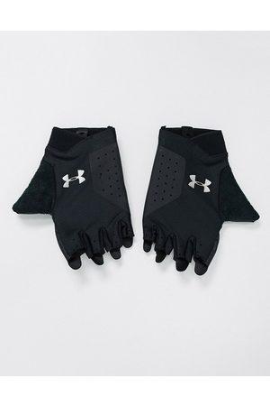 Under Armour Women's training gloves in black