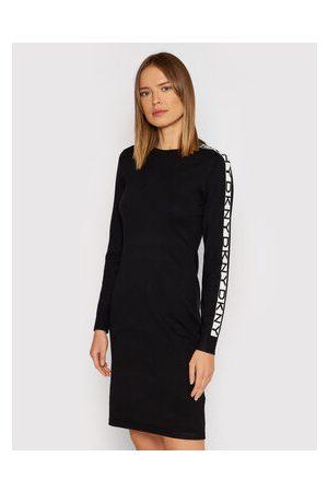DKNY Ženy Pletené - Úpletové šaty