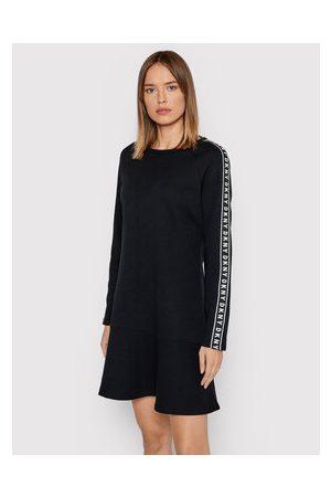 DKNY Úpletové šaty