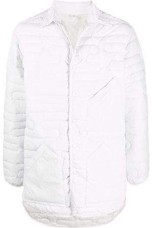 Y-3 Quilted padded jacket
