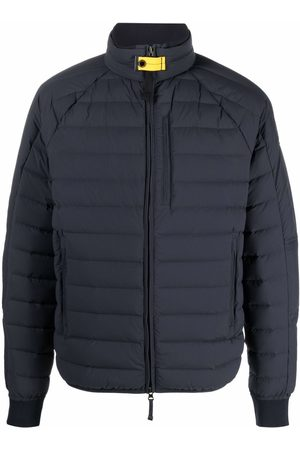 Parajumpers Logo-patch feather-down puffer jacket
