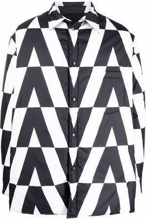 VALENTINO Reversible padded jacket