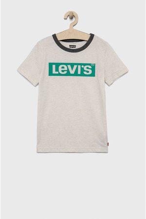 Levi's Dětské bavlněné tričko