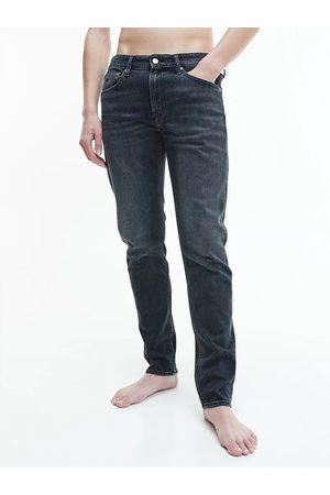 Calvin Klein Muži Džíny - Pánské černé džíny