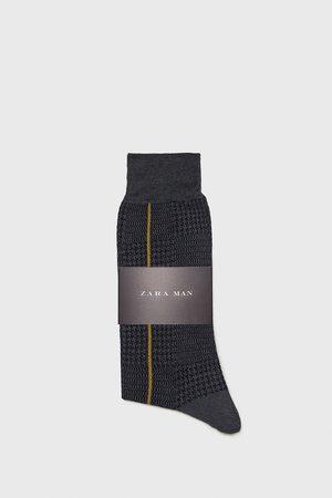 Zara Mercerizované ponožky