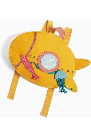 Zara Kabelky - Bavlněný batoh ve tvaru ponorky