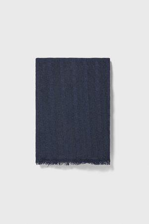 Zara šátek basic se strukturou