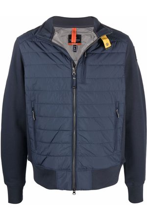 Parajumpers Logo-patch light padded jacket