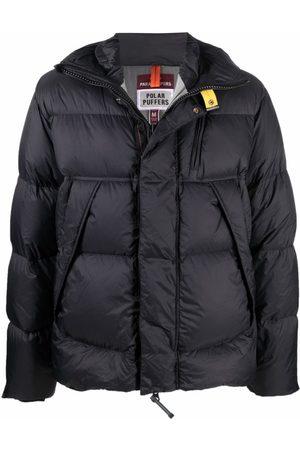 Parajumpers Muži Péřové bundy - Logo patch puffer jacket