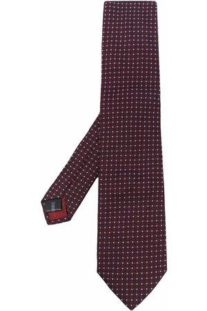Pal Zileri Pointed silk tie
