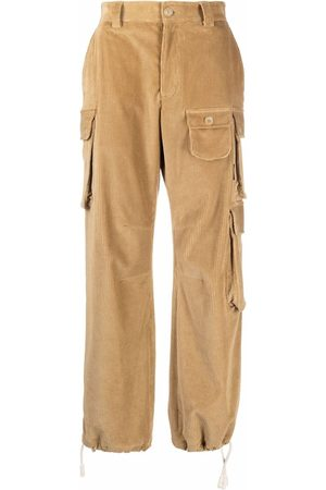Palm Angels Corduroy cargo trousers