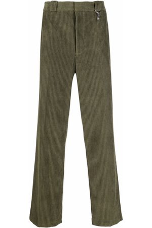 Helmut Lang Muži Rovné nohavice - Corduroy straight-leg trousers