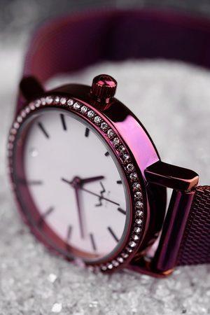 Vuch Ženy Hodinky - Dámske bordové hodinky Madlen