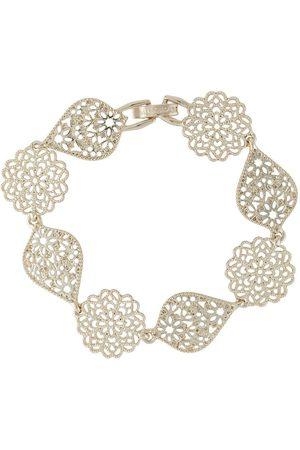 Marchesa Notte Cut-out charm bracelet