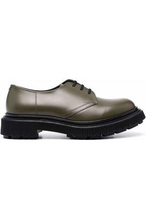 ADIEU PARIS Type 132 leather derby shoes