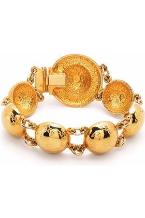 SONIA RYKIEL 1980s Moon and Stars bracelet