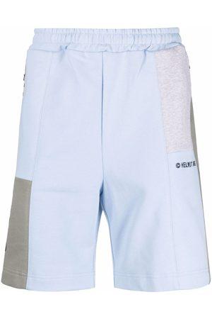 Helmut Lang Logo jersey shorts