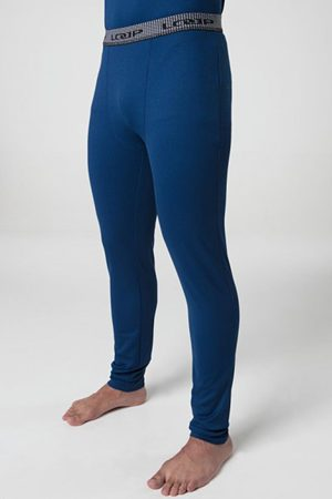 LOAP Modré termo kalhoty Perdy