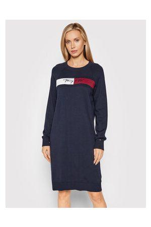 Tommy Hilfiger Ženy Pletené - Úpletové šaty