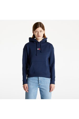 Tommy Hilfiger Tommy Center Badge Hoodie Twilight Navy