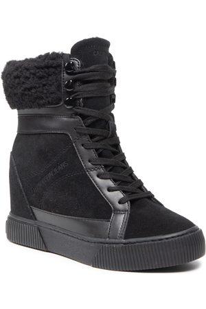 Calvin Klein Hidden Wedge Sneaker Warm YW0YW00439
