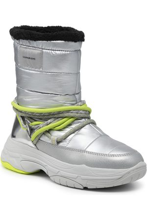 Calvin Klein Chunky Laceup Sneakerboot YW0YW00471