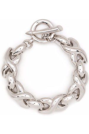 S_S.IL Twist Bold chain-link bracelet