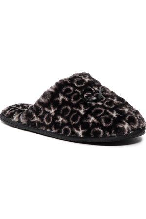 Calvin Klein Ženy Nazouváky - Slipper Mule Fur Mono HW0HW00536