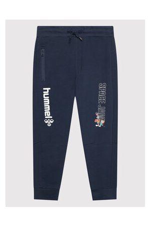 Hummel Chlapci Tepláky - Teplákové kalhoty