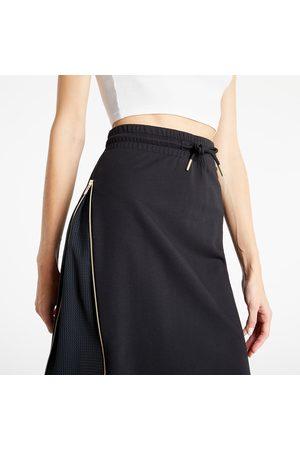 adidas Ženy Midi - Adidas Midi Skirt Black
