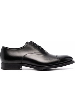 HENDERSON BARACCO Lace-up leather oxford shoes