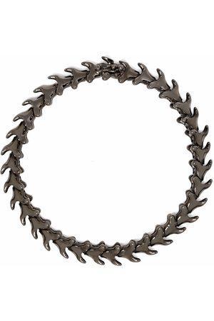 SHAUN LEANE Serpents Trace Slim Bracelet