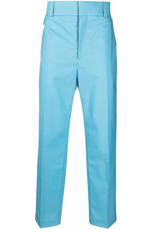 Jacquemus Pleated straight-leg trousers